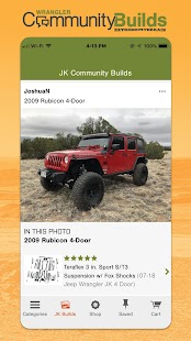 Jeep Wrangler Parts by ExtremeTerrain Screenshot