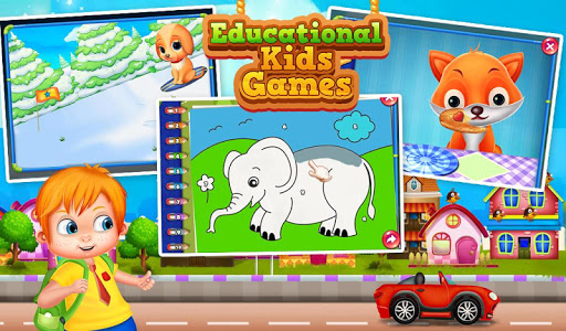 Educational Kids Games v1.0.0