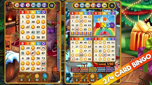 Bingo Xmas Holiday: Santa & Friends  captures d'écran 5