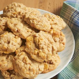 Corn Flake Oatmeal Cookies Recipes.