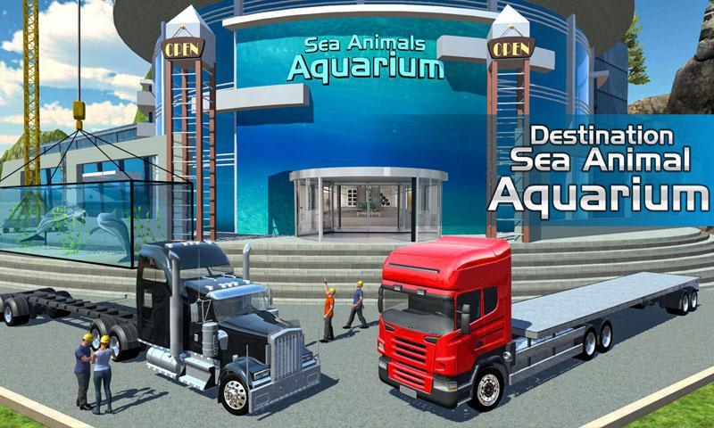 Скриншот Deep Sea Animal Cargo Transport