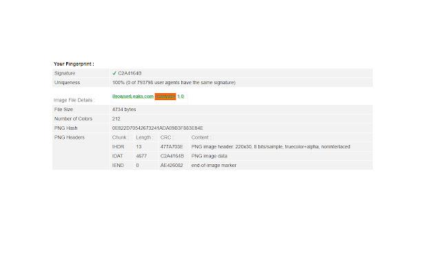 Canvas Blocker for Google Chrome™