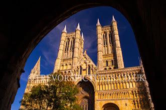 Photo: LINCOLN CATHEDRAL AT ITS BEST