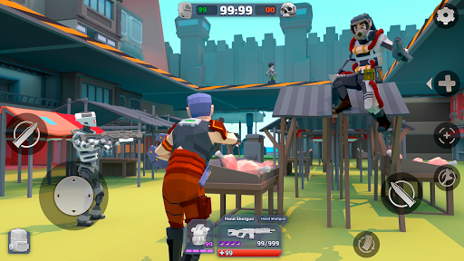 ROYALE LEGENDS: mobile Online FPS shooter battle screenshots 2