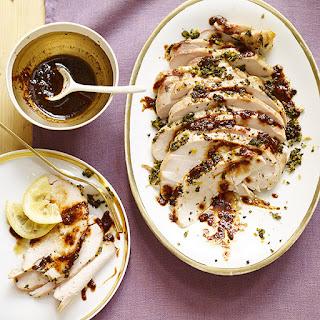 Lemon-Sage Roast Turkey Breast