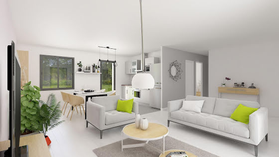 Vente maison 3 pièces 67,51 m2