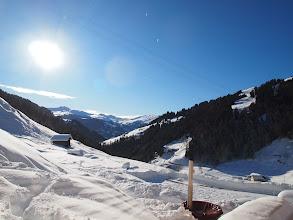 Photo: Snow!
