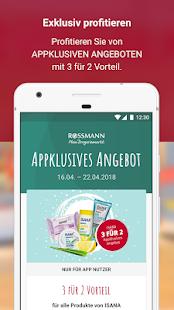 App Rossmann - Coupons & Angebote APK for Windows Phone