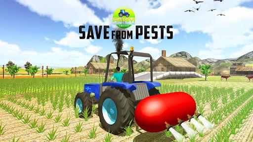 farm tractor machine simulator screenshot 2