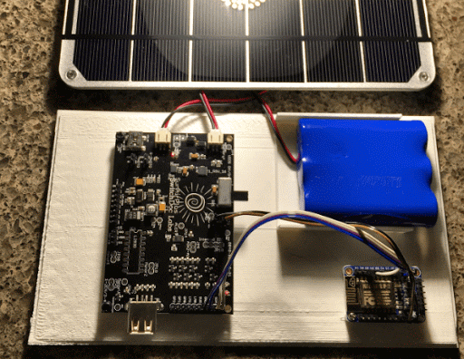 DIY: Solar Power your ESP8266 cover image