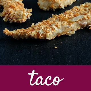 Taco Chicken Tenders