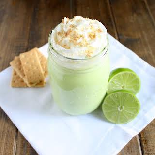 Key Lime Smoothie.