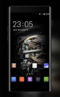 Theme for Gionee M7 Power Watch Wallpaper - náhled