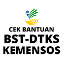Cek Bantuan BST - DTKS Kemensos RI icon