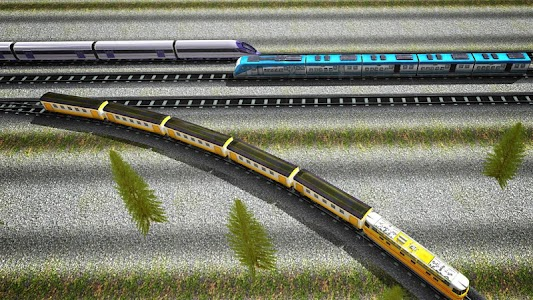 Euro Train Simulator 3D 이미지[1]