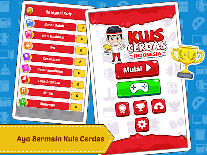 Kuis Cerdas Indonesia- screenshot thumbnail