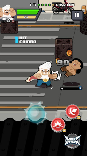 Brawl Quest - Offline Beat Em Up Action 4.6.26 screenshots 4