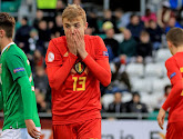 Hugo Siquet mocht tegen Antwerp zijn eerste basisplaats vieren voor Standard