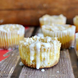 Mini Apple Crumb Cheesecakes Recipe