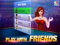 screenshot of Teen Patti by Octro - Indian Poker Card Game