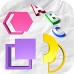 Shapes, Color and Counting Learning for kids icon