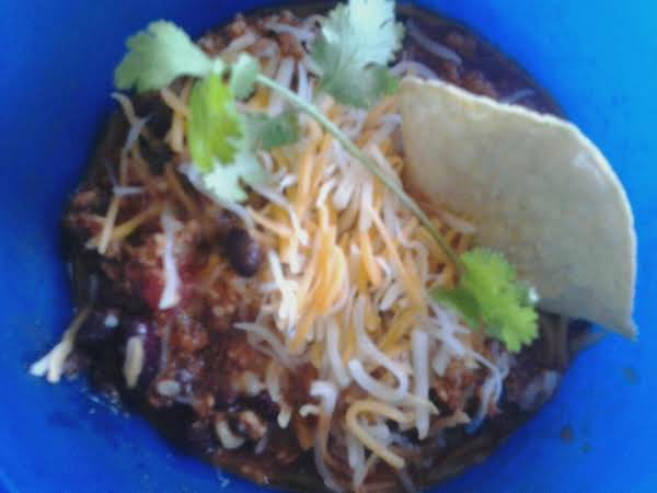 Jazzie Turkey Chili Recipe