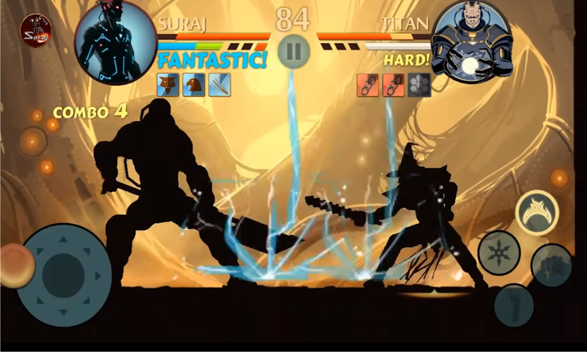 shadow fight 2 free play