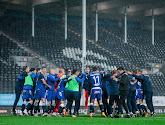 Een mooie actie van Lech Poznan, tegenstander van Standard in de Europa League