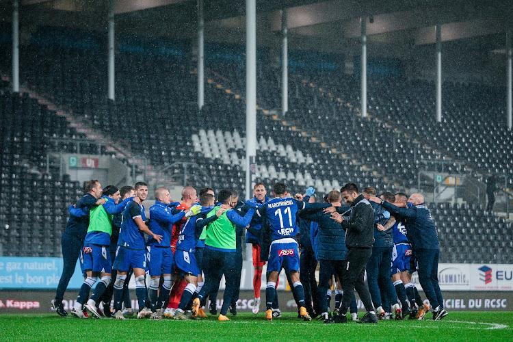 """Le Lech Poznan a résisté jusqu'au bout à Charleroi: """"Une fin de rencontre très difficile"""""""
