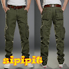 Design tattico pantaloni
