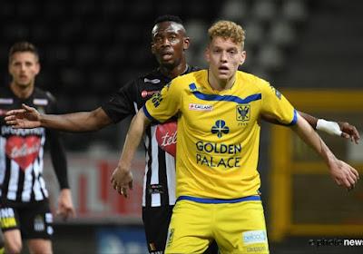 STVV-fans zagen twee jonkies debuteren op het veld van Charleroi