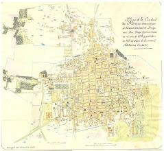 Photo: 1807 Ciudad de México 1793, García Conde Diego
