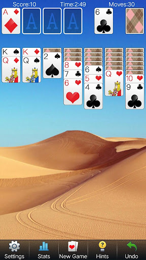 Solitaire Card Games Free apkpoly screenshots 5