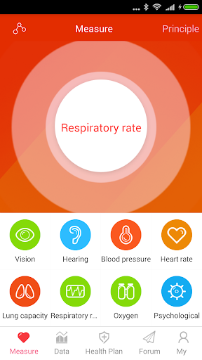 Overview: iCare Respiratory Rate could measure you respiratory rate by
