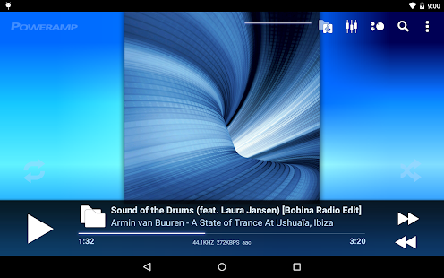 Poweramp Music Player (Trial)- gambar mini screenshot