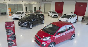 Las instalaciones de Kia en Huércal de Almería tienen más de 1.400 metros cuadrados.