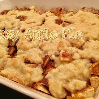 Easy Apple Pie.