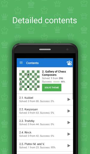 Chess Endgame Studies  screenshots 5