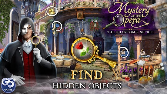 Mystery of the Opera®: the Phantom Secrets - náhled