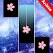 Sword Art Online Piano Tiles Anime