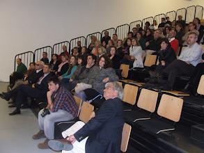 Photo: A organização estava à espera de maior participação, nomeadamente dos encarregados de educação