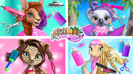 Animal Hair Salon Australia screenshot 1
