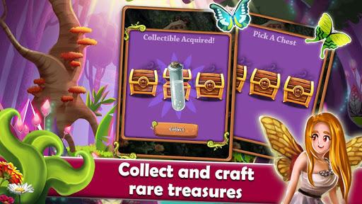 Mahjong Magic Worlds: Journey of the Wood Elves android2mod screenshots 9