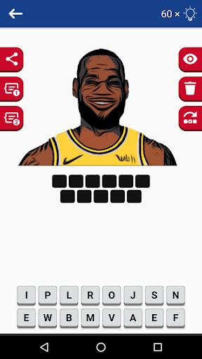 Code Triche Guess The NBA Player Quiz APK MOD (Astuce) screenshots 4