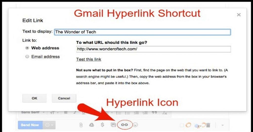 How To Find Hyperlink In Gmail?, Askcorran