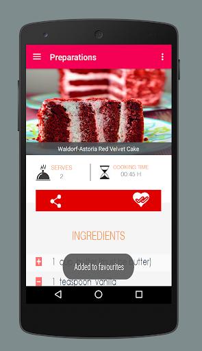 玩健康App|ケーキのレシピ免費|APP試玩