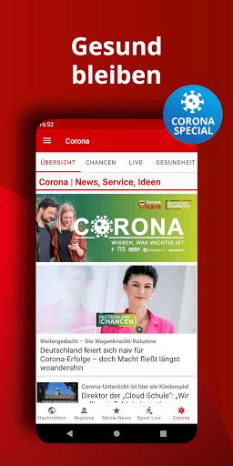 FOCUS Online - Nachrichten: Die schnelle News App  screenshots 3