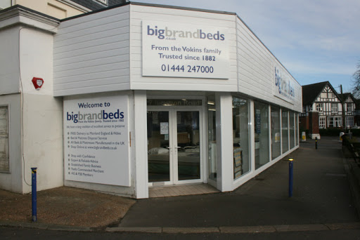 Big Brand Beds Keymer Road Burgess Hill