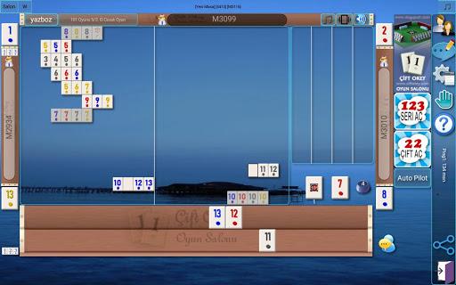 101 Okey Domino hakkarim.net 1.8.7 screenshots 15