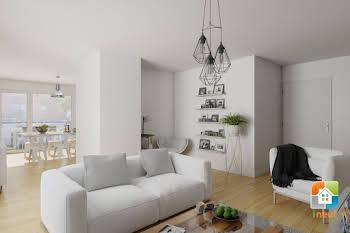 Appartement 4 pièces 90,75 m2